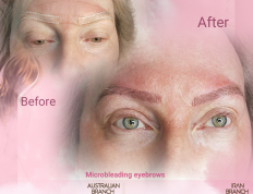 eyebrow microblading & micro blade eyebrows & tattoo brow